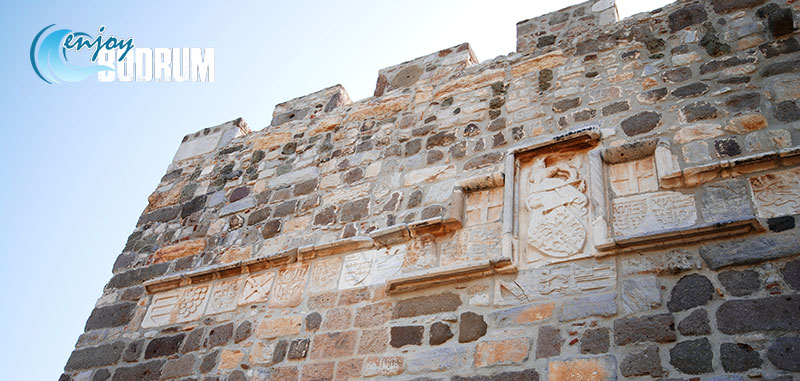 Coat of Arms on the castle walls