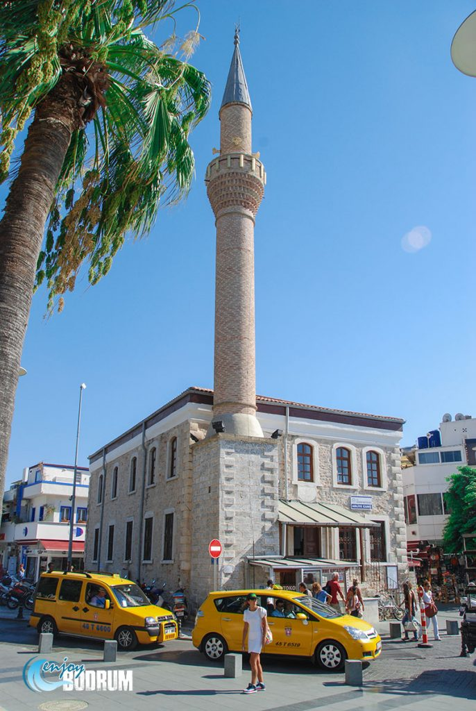 Adliye Mosque in the Bodrum town centre, a.k.a. The New Mosque