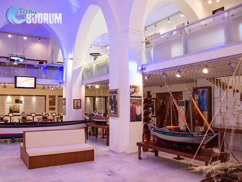 Bodrum Maritime Museum Ground Floor